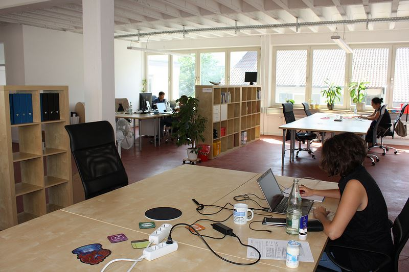 Coworking0711 in Stuttgart
