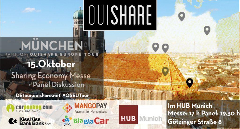Sharing Economy Messe