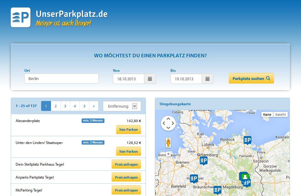 unserparkplatz