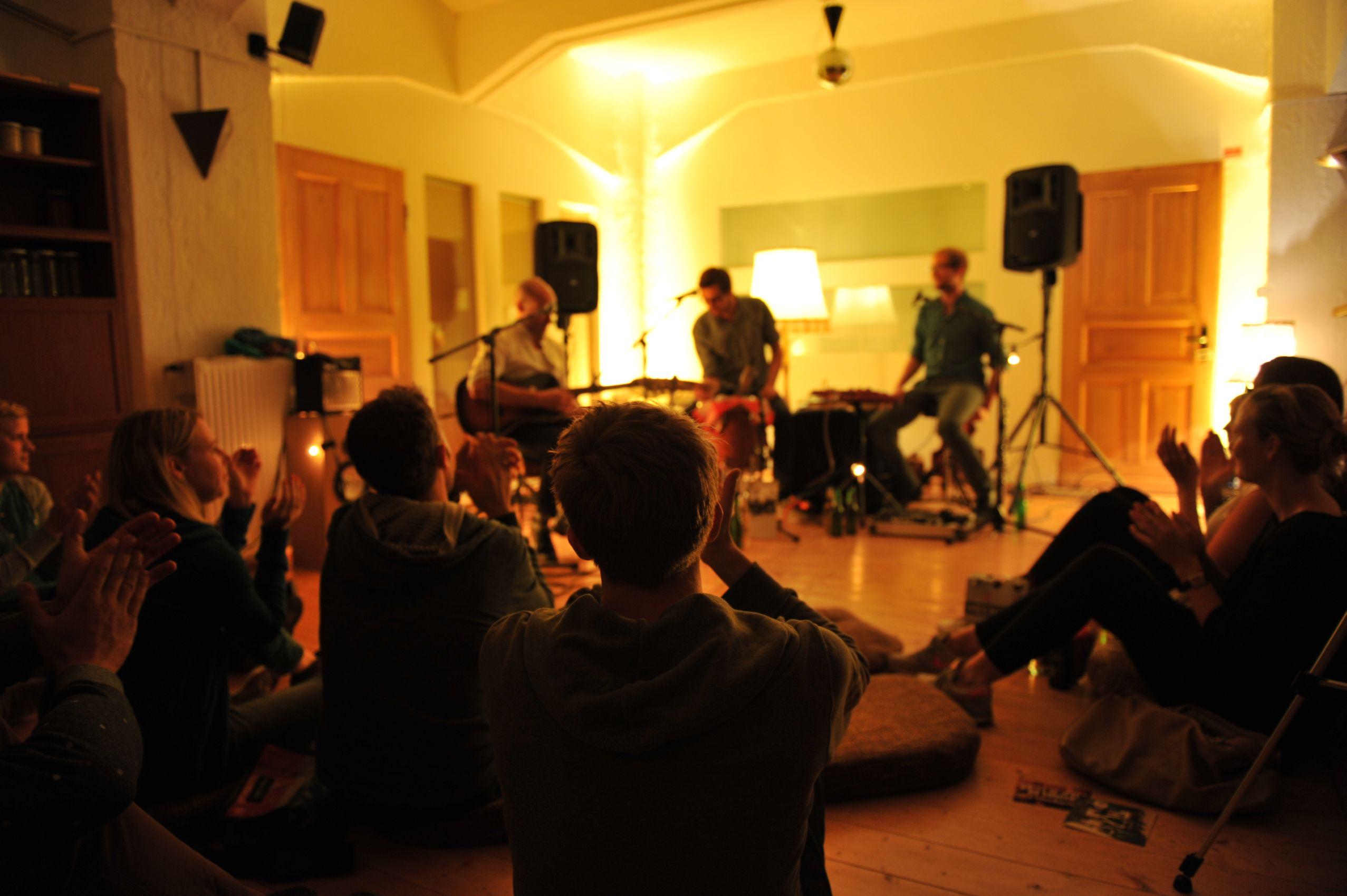 SofaConcerts Wohnzimmer Konzert